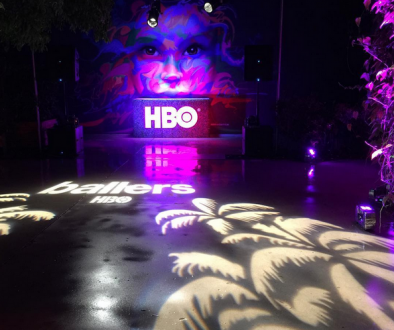 HBO Hires STR MIAMI for Ballers Launch Party